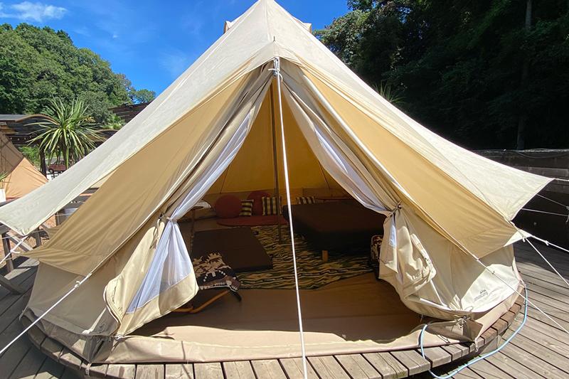 キャンプサイトA-1